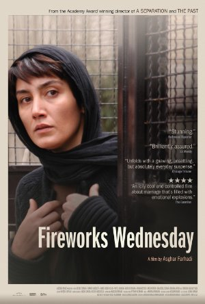 Fireworks Wednesday poster