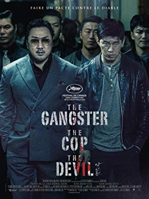 The Gangster, the Cop, the Devil poster