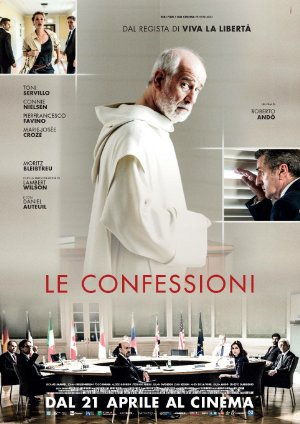 The Confessions poster