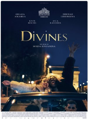 Divines poster