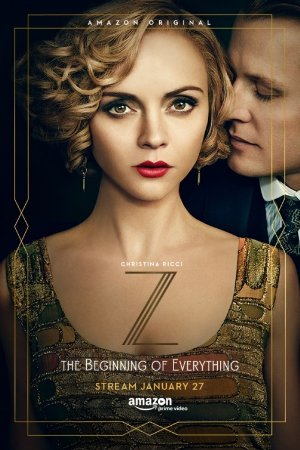 Z: The Beginning of Everything poster