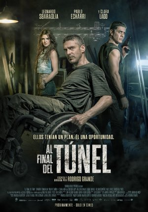At the End of the Tunnel poster