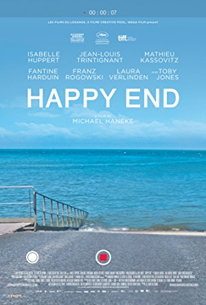 Happy End poster