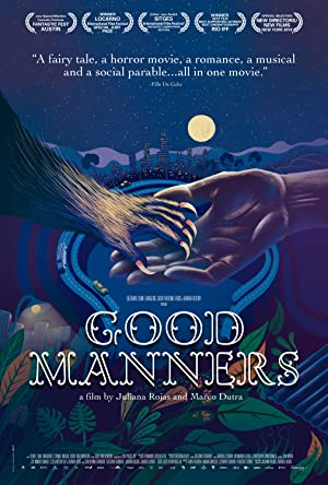 Good Manners poster
