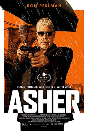 Asher poster