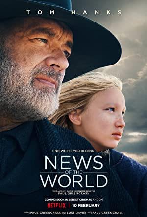 News of the World poster