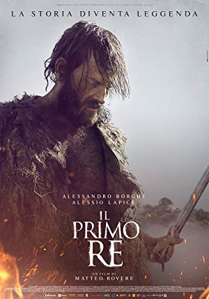 Romulus & Remus: The First King poster