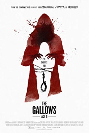 The Gallows Act II poster