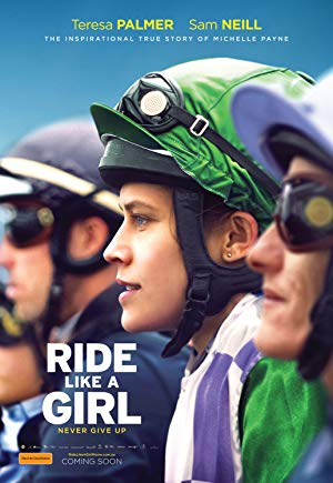 Ride Like a Girl poster
