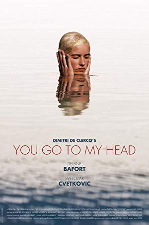 You go to my head poster