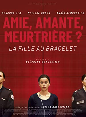 The Girl with a Bracelet poster
