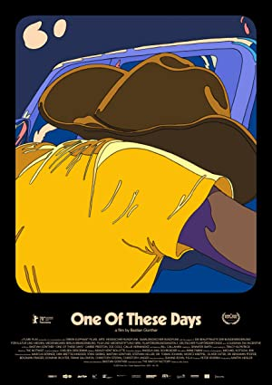 One of These Days poster