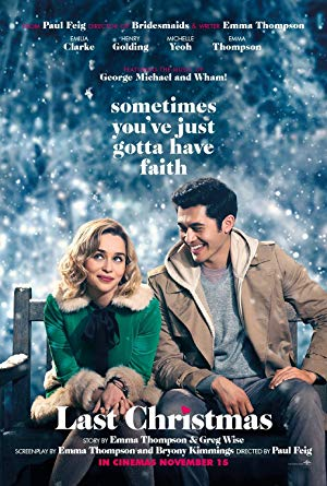 Last Christmas poster