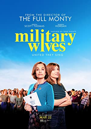 Military Wives poster