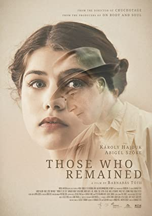 Those Who Remained poster