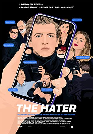 The Hater poster