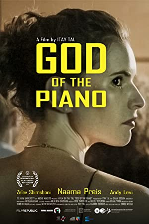 God of the Piano poster